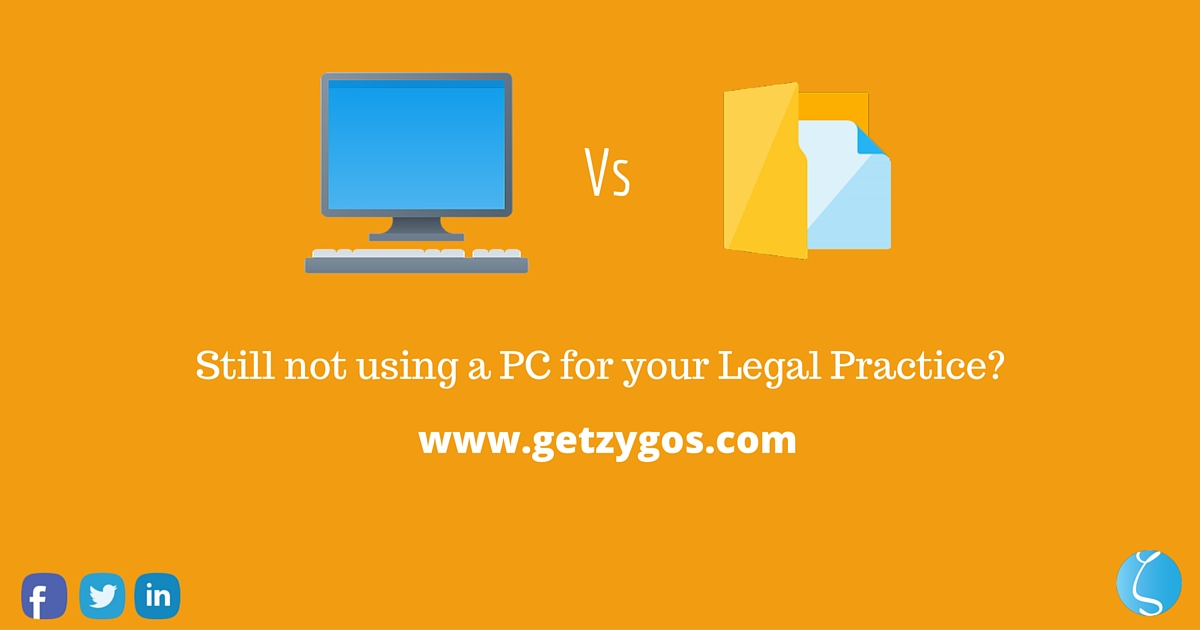 Still not using a PC for your practice?