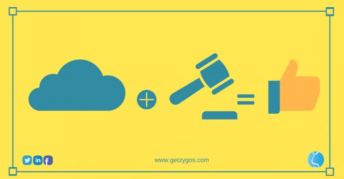 Πως το Cloud μπορεί να βοηθήσει το δικηγορικό γραφείο