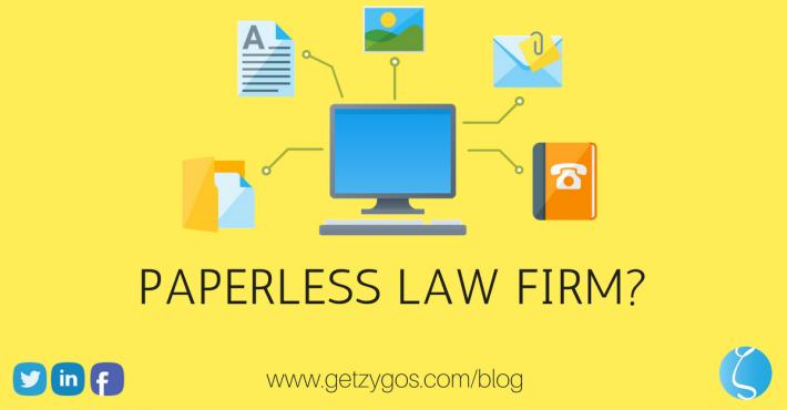 Δικηγορικό Γραφείο Paperless;