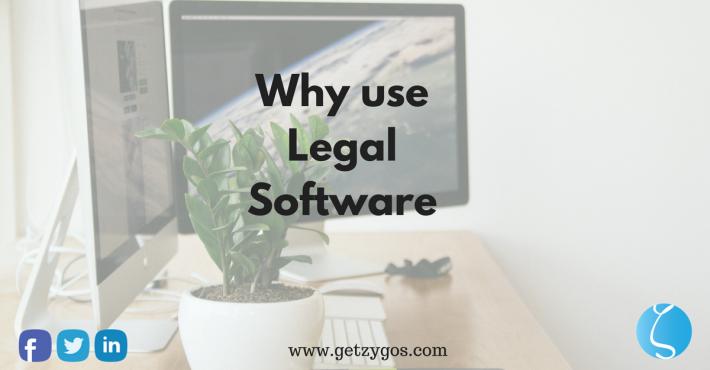 Σε τι βοηθάει το δικηγορικό γραφείο ένα πρόγραμμα οργάνωσης;
