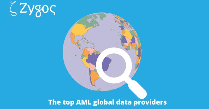 Οι 5 κορυφαίες εταιρείες παροχής δεδομένων AML